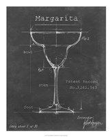 Barware Blueprint VI Fine-Art Print