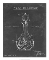 Barware Blueprint VIII Fine-Art Print