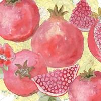 Pomegranate Medley I Fine-Art Print