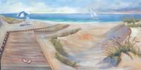 Boardwalk Fine-Art Print
