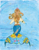 Fiona Mermaid Fine-Art Print