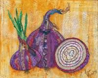 Red Onion Fine-Art Print