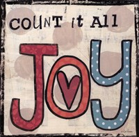 Count It All Joy Fine-Art Print