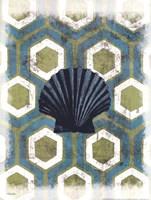 Coastal Patterns I Fine-Art Print