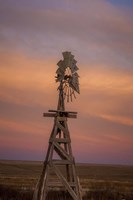 Windmill Fine-Art Print