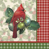Holly & Berries 5 Fine-Art Print