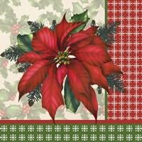 Holly & Berries 9 Fine-Art Print