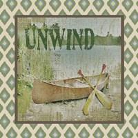 Canoe - Unwind Fine-Art Print