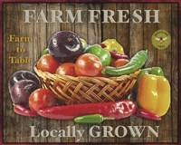 Farm Fresh IV Fine-Art Print