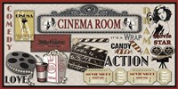Cinema Room Fine-Art Print
