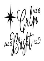 Calm Bright Fine-Art Print