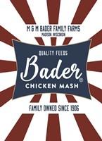 Chicken Mash Feed Sack Two Fine-Art Print