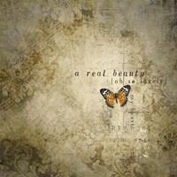 Real Beauty Butterfly Fine-Art Print