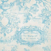 French Blue Fine-Art Print