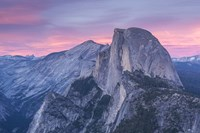 Mountian Top at Sunset Fine-Art Print