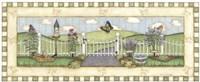 Butterfly Fence Fine-Art Print