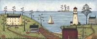 Little Lighthouse Fine-Art Print