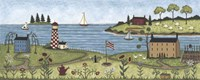Coastal View Fine-Art Print