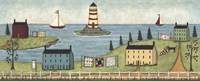 Lighthouse Island Fine-Art Print