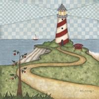 Lighthouse 1 Fine-Art Print
