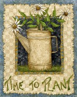 Time To Plant Fine-Art Print