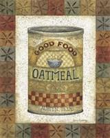 Good Food Oatmeal Fine-Art Print