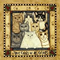 Love Comes In All Colors Fine-Art Print