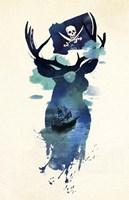 Captain Hook Fine-Art Print