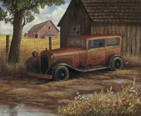 The Old Ford Fine-Art Print