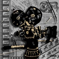 Movie Camera 1 Fine-Art Print