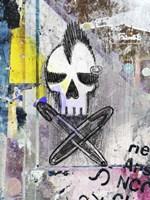Punk Skull Fine-Art Print