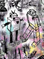 Robot Love Color Fine-Art Print