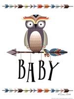 Owl Baby Fine-Art Print