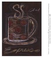 Espresso Sketch Fine-Art Print