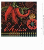 Chiles Fine-Art Print