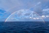 Double rainbow over the Atlantic Ocean Fine-Art Print