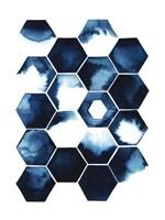 Stormy Geometry I Fine-Art Print