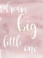Baby Girl IV Framed Print