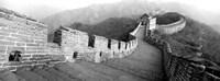 Great Wall Of China, Mutianyu, China BW Fine-Art Print