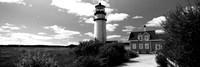 Highland Light, Cape Cod National Seashore, North Truro, Cape Cod, Massachusetts Fine-Art Print