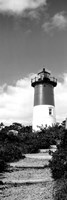 Nauset Lighthouse, Nauset Beach, Eastham, Cape Cod, Massachusetts Fine-Art Print