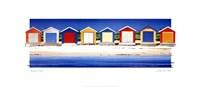 Beach Colour Fine-Art Print
