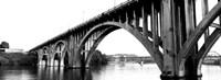 Henley Street Bridge, Tennessee River, Knoxville, Tennessee Fine-Art Print