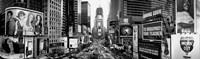 Dusk, Times Square, NYC, NY Fine-Art Print