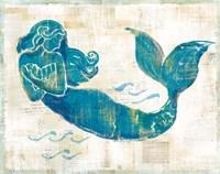 On the Waves II Fine-Art Print