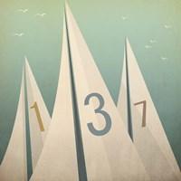 Sails VII Fine-Art Print
