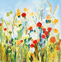 Wildflower Afternoon Fine-Art Print