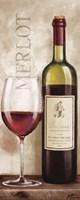 Wine in Paris V Fine-Art Print