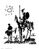 Don Quixote Fine-Art Print