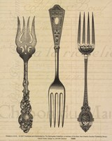 French Forks Fine-Art Print